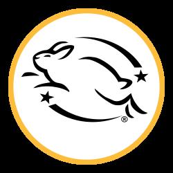 סמל הארנב המקפץ
