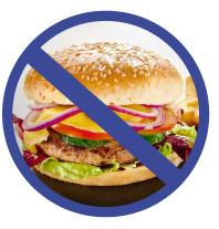תמונה של המבורגר