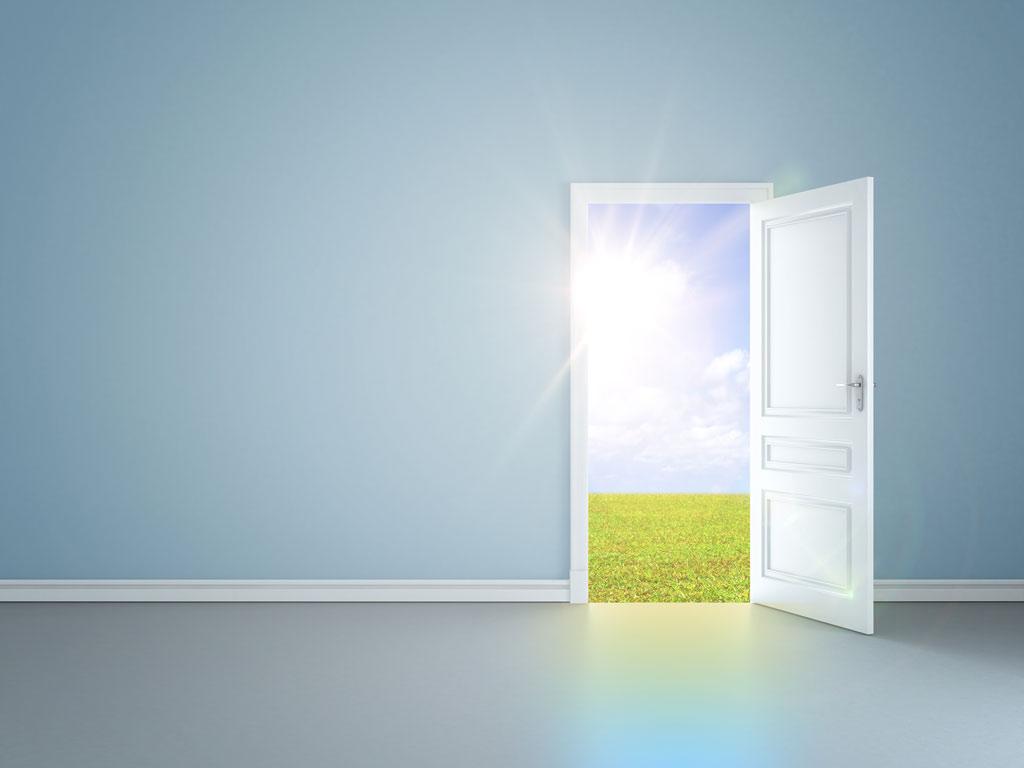 תמונה של דלת