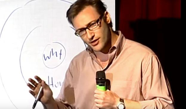 הרצאת TED מעוררת השראה של סיימון סינק על:
