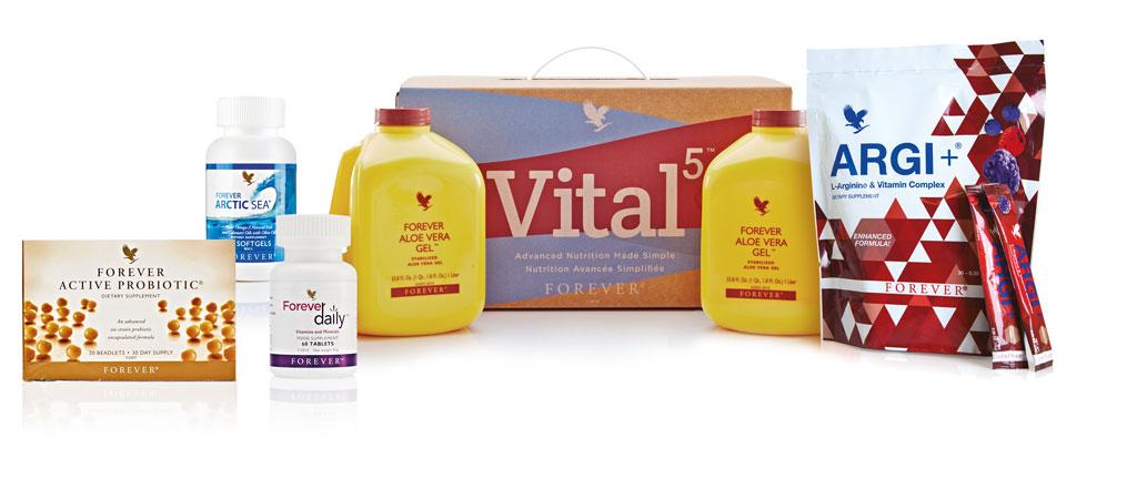 ערכת Vital5