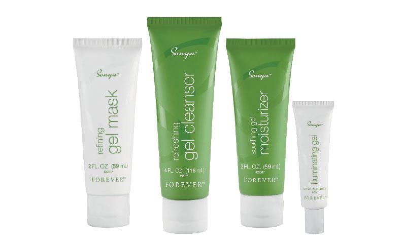תמונה של מוצרים לעור מעורב