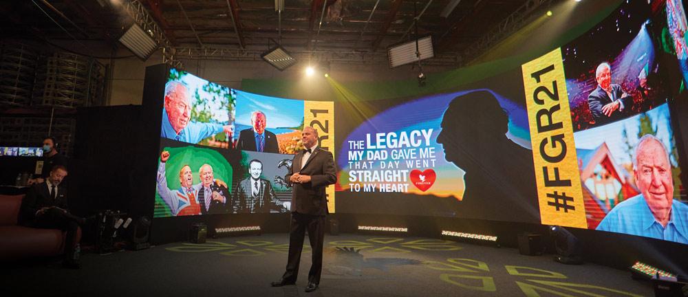 תמונה מהכנס הגלובלי